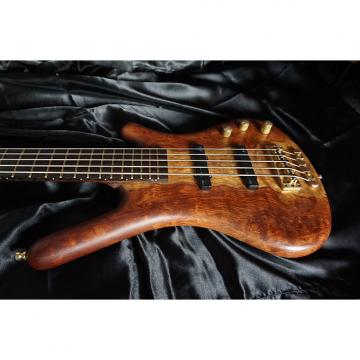 Custom Warwick Corvette 5 Custom Shop 2009 Natural