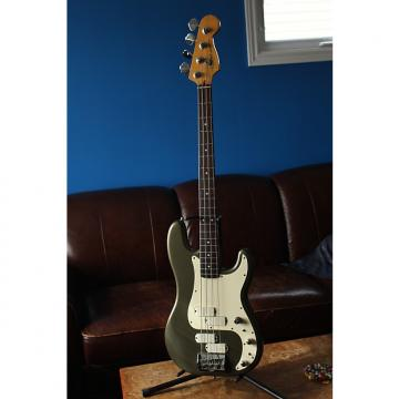 Custom Fender Precision Elite II 1983 Pewter