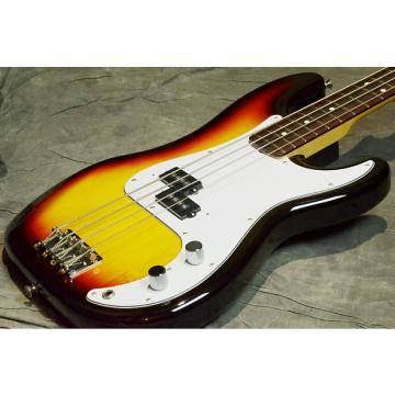 Custom Fender Japan Precision Bass Standard 3 Tone Sunburst