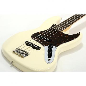 Custom Fender Japan JB62 Vintage White