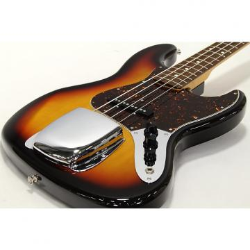 Custom Fender Japan Jazz Bass 62 3 Tone Sunburst