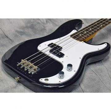 Custom Fender Japan Precision Bass PB62-US Black