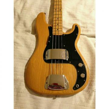 Custom Fender Precision Bass  1978 Natural