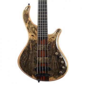 Custom Mayones Patriot 5 35th Anniversary Buckeye Burl