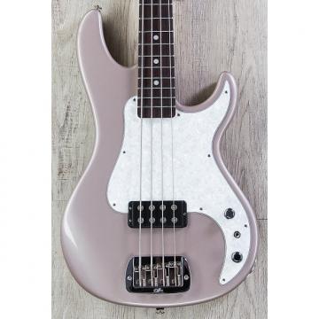 "Custom G&L USA Kiloton Bass, Shoreline Gold, Rosewood Fretboard, 1.5"" Nut Width, Matching Headstock"