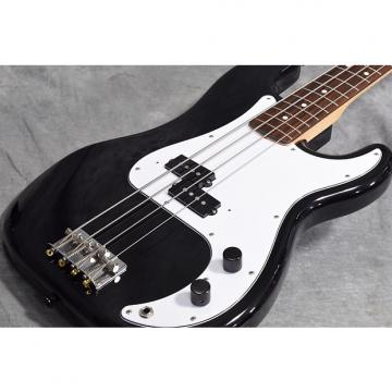 Custom Fender Japan Precision Bass Standard Black