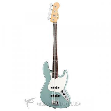 Custom Fender American Pro Jazz Bass Rosewood Fingerboard 4 String Electric Guitar Sonic Gray - 0193900748