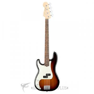 Custom Fender American Pro Precision Left Hand RW 4 string Electric Bass Guitar 3-Color Sunburst - 01