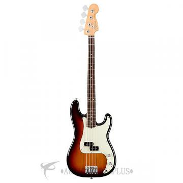 Custom Fender American PRO Precision RW 4-String Bass  Electric Guitar 3-Color Sunburst - 0193610700