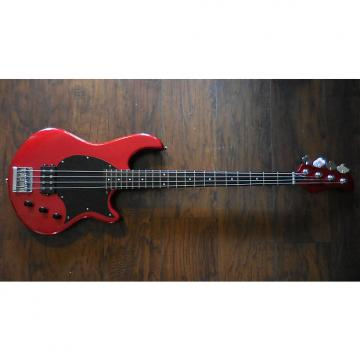 Custom Fernandes Atlas Deluxe 2015 Red Sparkle