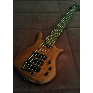 Custom Warwick Thumb German 5 Broadneck Bolt On Bass!