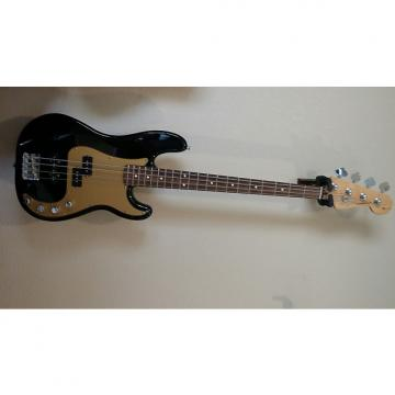 Custom Fender Deluxe Active P Bass Black & Gold