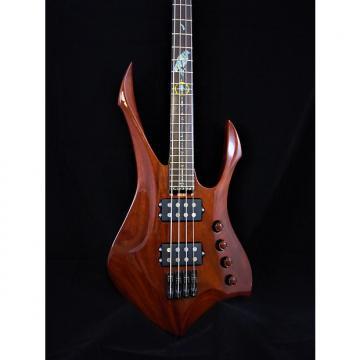 Custom Zerberus Crow Showpiece Bass - One of a Kind