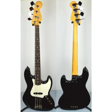 Custom Fender American Standard Jazz Bass 1998 Black