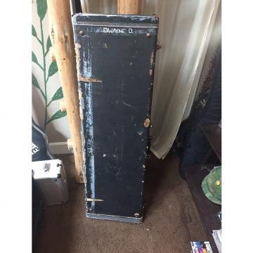 Custom late 1960s Fender bass case As-Is Jazz bass P-bass  1960-1964 Black Tolex