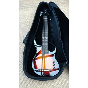 Custom Kala Kala U-Bass SUB- 3 Tone Sunburst