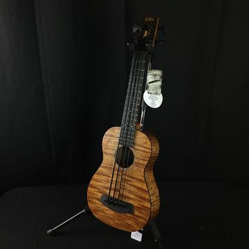 Custom Kala Exotic Mahogany EM-FS U-Bass (New)