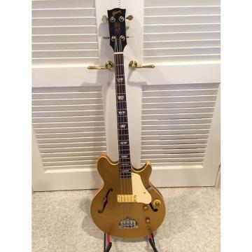 Custom Gibson Les Paul Signature Bass 1973/74 Gold