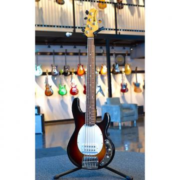 Custom Ernie Ball Music Man Classic StingRay 5 Vintage Burst
