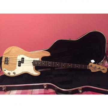 Custom 2001 Fender Precision Bass Natural American
