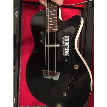 Custom Dan Armstrong Modified Danelectro 1970 Black / White