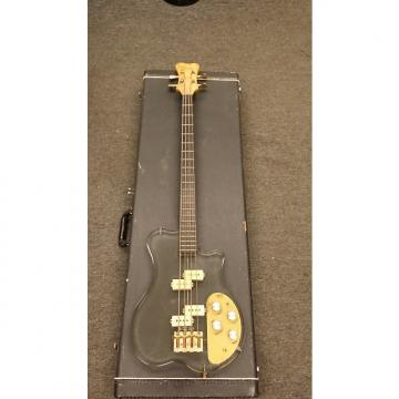 Custom Renaissance SPB bass  Lucite 70s Clear