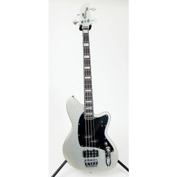 Custom Ibanez TMB310  Electric Bass Guitar - Silver Sparkle