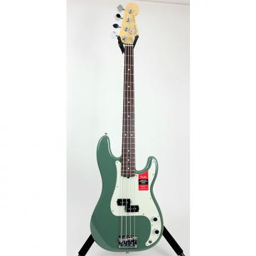 Custom Fender American Professional Precision Bass - Antique Olive - Rosewood
