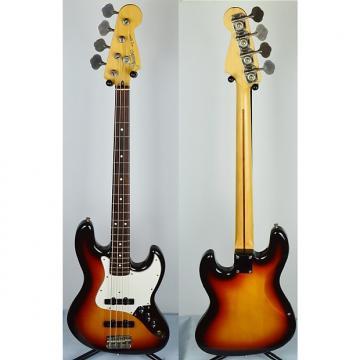 Custom Fender jazz bass standard MIJ 1993 3 Color Sunburst