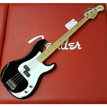 Custom Fender Standard Precision Bass MN Black