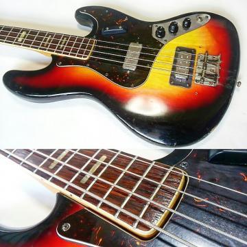 Custom Greco JB380 circa 1973 3TS