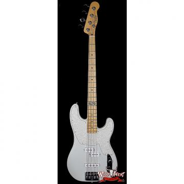 Custom Fender Custom Shop Masterbuilt Jason Smith 30th Anniversary P-Bass NOS Pearl White