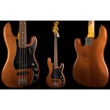 Custom Nash PB-63 Mocha 4-String Precision Bass Deluxe Guitar