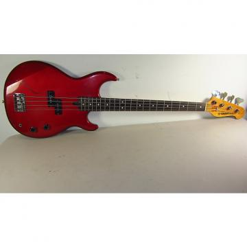 Custom Yamaha BB300 Wine Red