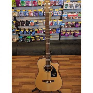 Custom Fender CB-100CE Dreadnought Cutaway Acoustic-Electric Bass