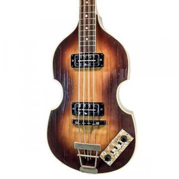 Custom Hofner 1970's 500/1 Violin Electric Bass VINTAGE