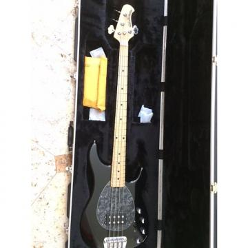 Custom Ernie Ball Music Man Sterling 4 H Black