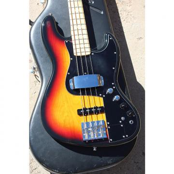 Custom 2004 Fender Marcus Miller Signature Crafted in Japan 4 String Jazz Electric Bass + Chainsaw Case