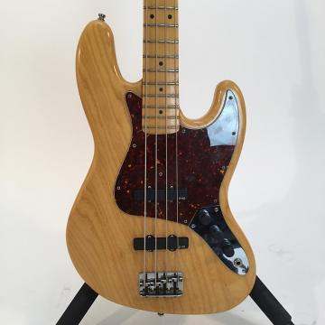 Custom Fender Jazz Bass 2000 Natural