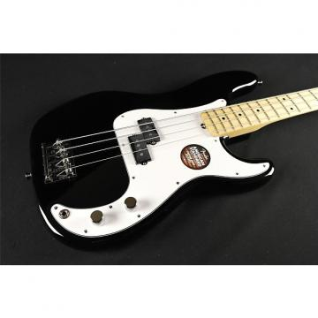 Custom Fender American Standard Precision Bass Maple Fingerboard Black (766)