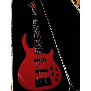 Custom Carvin BB75 Bunny Brunel 5-String Bass Guitar BB-75 with OHSC