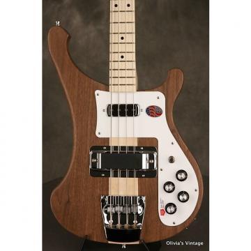 Custom Rickenbacker 4003S Bass unplayed 2017 Walnut