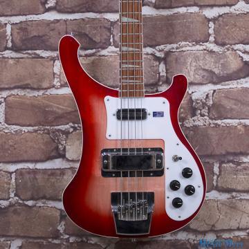 Custom 2004 Rickenbacker 4003 Electric Bass Guitar Fireglo w/OHSC
