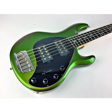 Custom Ernie Ball Music Man Stingray 5HH Dargie Delight 2 2009 Color Shifting Green