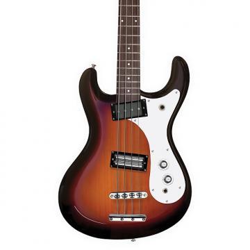 Custom Danelectro 64 Bass Suburst
