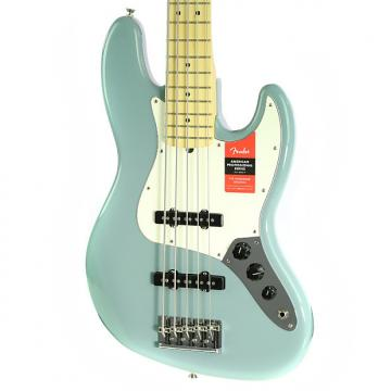 Custom Brand New American Professional Pro Jazz Bass V Sonic Grey Electric Guitar