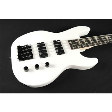 Custom New 2017! Jackson JS Series Concert Bass JS2 Snow White (200)