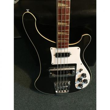 Custom Rickenbacker 4001 1973-74 Black
