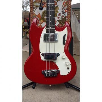 Custom Kalamazoo / Gibson Kalamazoo Bass KB-1 ca. 1967 Red