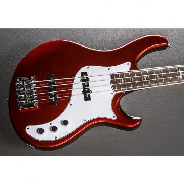 Custom Paul Reed Smith SE Kestrel Bass 2014 Metallic Red